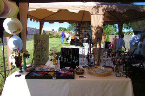 Vendors at Purple Ridge Lavender